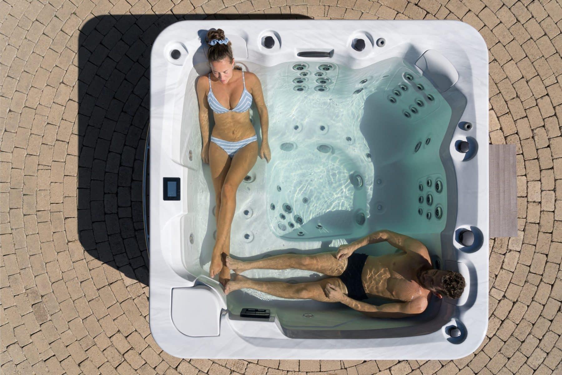 wanna spa ogrodowa jacuzzi aquavia spa basenispa basen swim spa