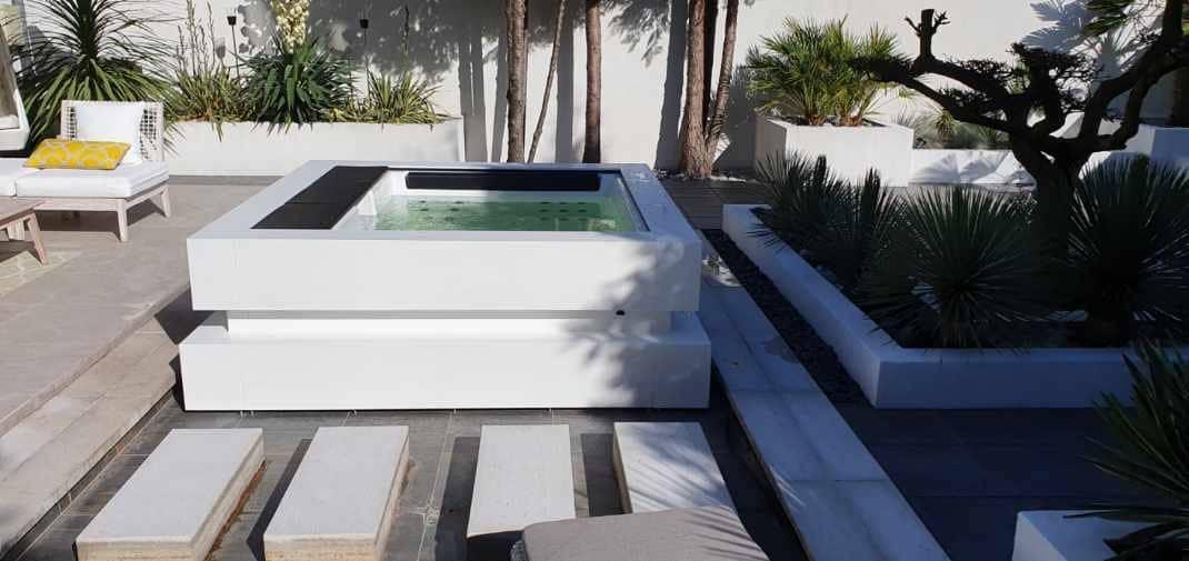 wanna spa ogrodowa jacuzzi aquavia spa basenispa basen minibasen