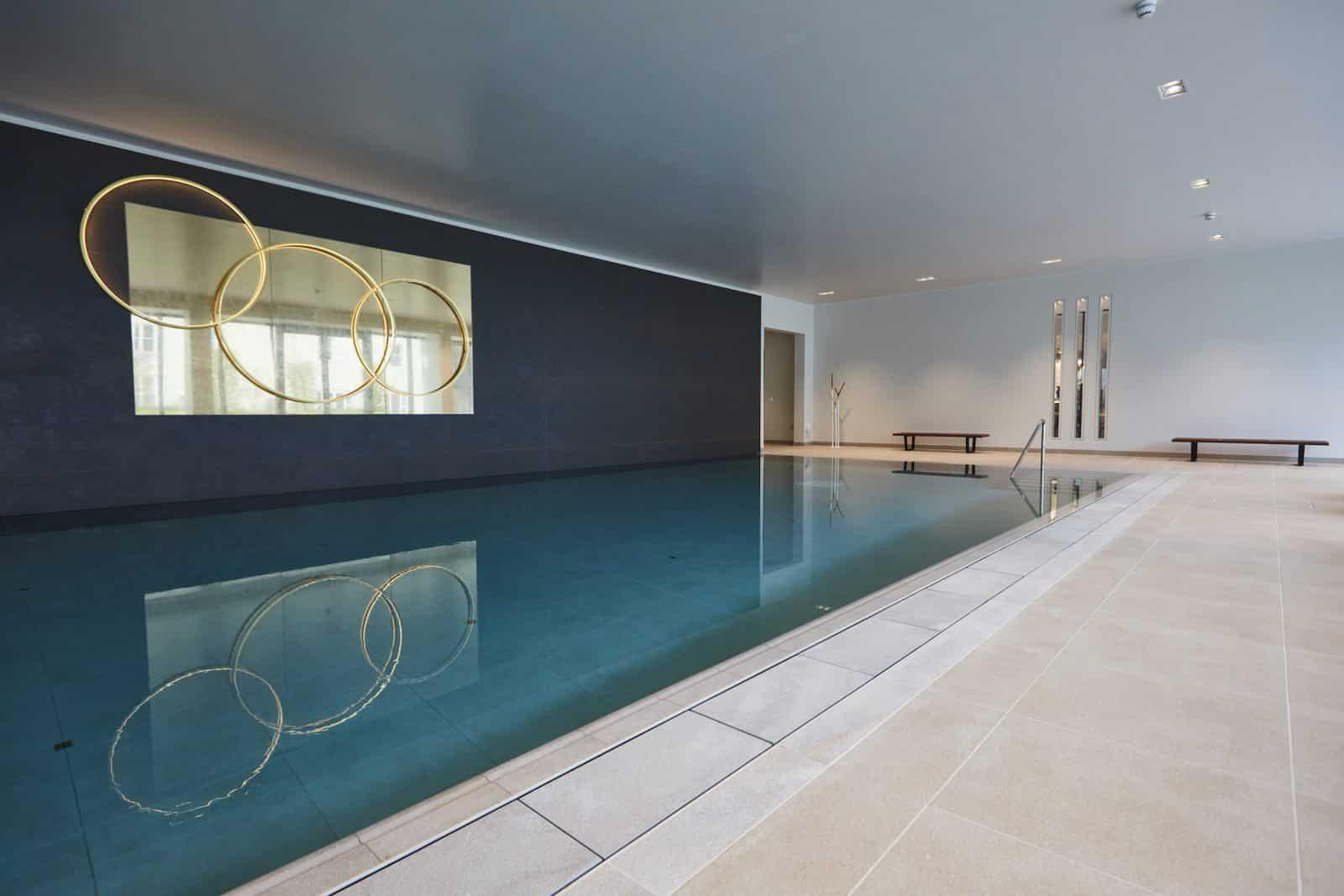 modulartem basen kratka przelewowa hotelowy prywatny