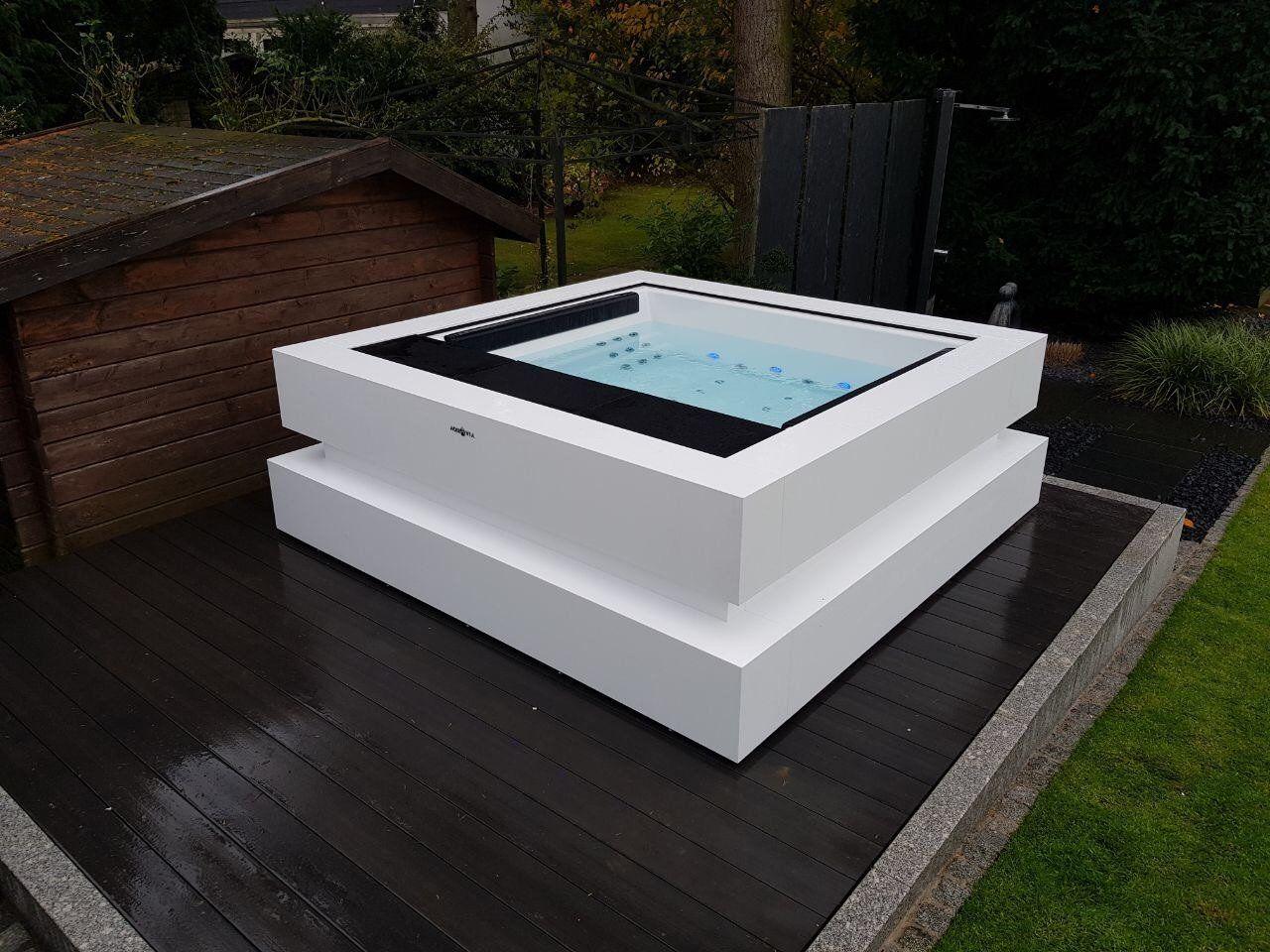AquaviaSpa model Cube